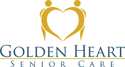 Golden Heart Logo
